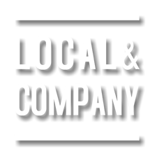 Local and Company Logo